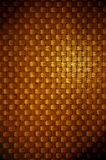 Square gold pattern Stock Image