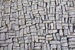 Square granite stones Royalty Free Stock Image