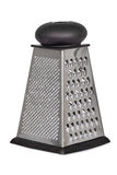 Square grater stainless steel vegetables. Stock Photography