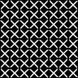 Square grid vector seamless pattern. Subtle dark checkered repeat background, simple design stock illustration