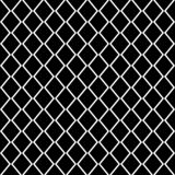 Square grid vector seamless pattern. Subtle dark checkered repeat background, simple design royalty free illustration