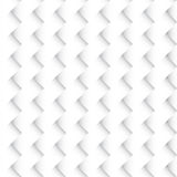 Square interweaving. Vector seamless background Royalty Free Stock Image