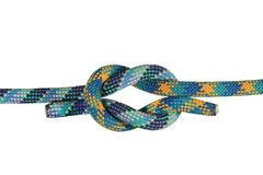 Square knot Royalty Free Stock Photos