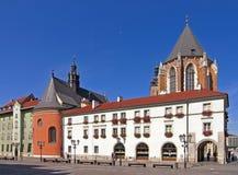 Square in Krakow Stock Photo