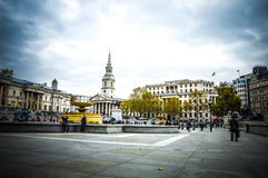 Square in London Stock Photos