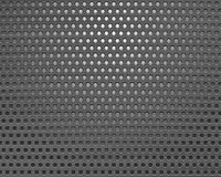 Square metal pattern Stock Images