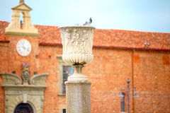 Square of Miracles in Pisa, particularly Stock Images