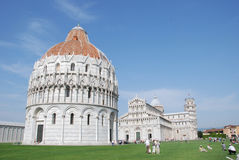 Square of Miracles, Pisa, Tuscany - Italy Stock Photo