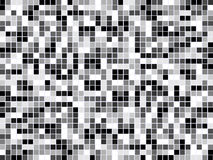 Square mosaic Stock Image
