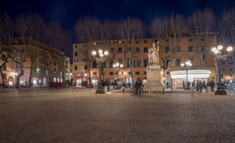 The square napoleon lucca tuscany Italy europe Royalty Free Stock Image