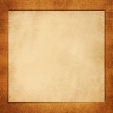 Square old blank Royalty Free Stock Photo