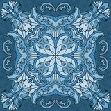 Square ornament. Stock Images