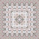 Delicate colored handkerchief Stock Photo