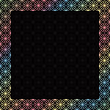 Square ornamental square - 1b Royalty Free Stock Photos