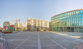 Square Pariser Platz, Stuttgart Royalty Free Stock Image