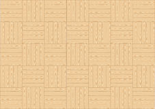 Square_parquet_background Fotografia Stock