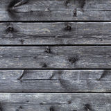 Square part of old wooden barn wall Stock Photography