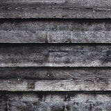 Square part of old wooden barn wall Royalty Free Stock Image