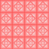 Square pattern. Stylish abstract backgroung, square pattern Royalty Free Stock Photography