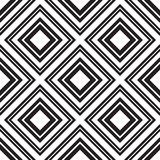 Square pattern. Vector seamless of square pattern Stock Images
