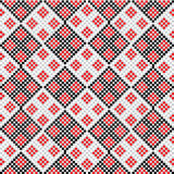 Square pattern. Eps8 graphic vector Royalty Free Stock Images