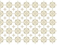 Square pattern. Wallpaper pattern which has square decorative Stock Photography