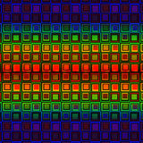 Square pattern. Abstract background pattern with squares Royalty Free Stock Photography