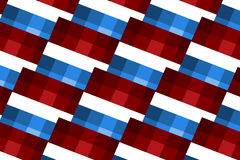 Square pattern background design Royalty Free Stock Photos