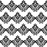 Square pattern. Black and white. Vector illustration. Eps 10 Vector Illustration
