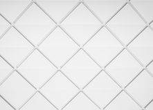 Square Pattern Ceiling Royalty Free Stock Photography