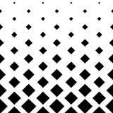 Square pattern design background in Black and white. Amazing Square pattern design background in Black and white Stock Photos