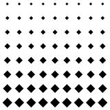 Square pattern design background in Black and white. Amazing Square pattern design background in Black and white Royalty Free Stock Photography