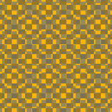 Square Pattern Design Forms Royalty Free Stock Photography