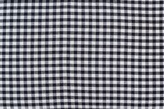 Square pattern fabric Stock Images