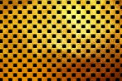 Square pattern golden texture shiny luxurious abstract background royalty free stock photography