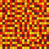 Square pattern. Vector seamless tile background Royalty Free Stock Image
