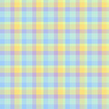 Square pattern. Vintage plaid seamless simple vector background. Royalty Free Stock Photos