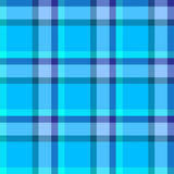 Square pattern. Vintage plaid seamless simple vector background. Stock Image
