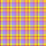 Square pattern. Vintage plaid seamless simple vector background. Stock Photos
