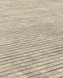 Square patterned paving Royalty Free Stock Photos