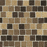 Square pavers Royalty Free Stock Images