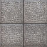 Square Paving Slabs. Seamless Tileable Texture. Royalty Free Stock Images