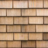 Square picture of surface of the wood chips royalty free stock image