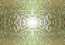 Square pixel Royalty Free Stock Photography