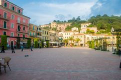Porto Azzurro Royalty Free Stock Photo