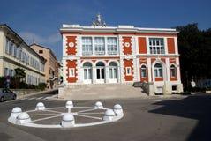 Square  in Rovinj,Croatia Royalty Free Stock Photography