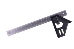 Square Ruler Stock Images
