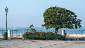 Square San Francesco d'Assisi Stock Images