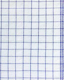 Square Scottish cotton Fabric - pattern Royalty Free Stock Photo