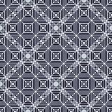 Square seamless. Abstract Art Deco Black Gray Dark Pattern. seamless repeating pattern with lines tiling. Grungy freehand ink brus vector illustration